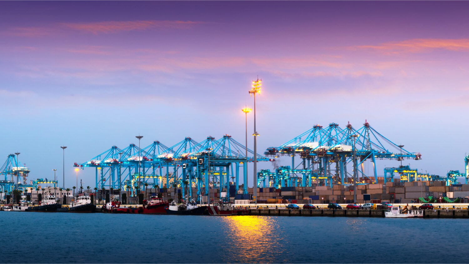 DIF Capital Partners in plum deal for strategic Spanish port terminal