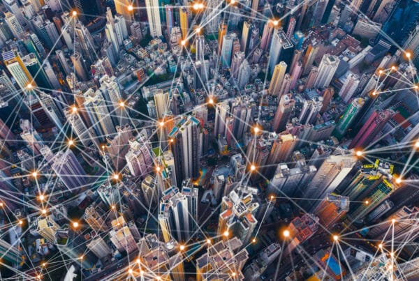The global market for real estate technology, or proptech, along with smart cities is expected to double from a market value of $410.8 billion in 2020 to $820.7 billion, as 5G and IoT technology demand grows.