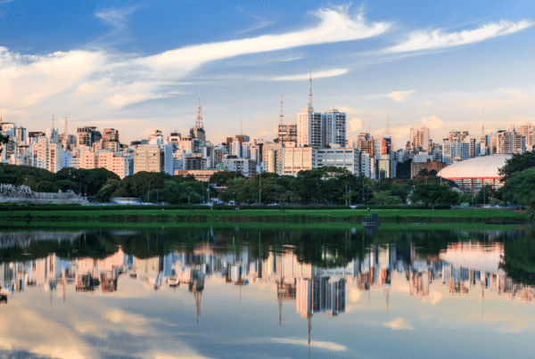 A partnership between Canada's CPP Investment, Greystar, SKR and Cyrela Brazil will become the first institutional investment in Brazilian multifamily real estate.