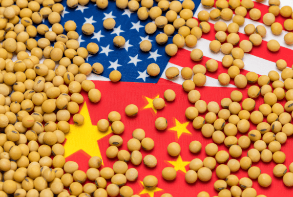 The latest Purdue University/CME Group Ag Economy Barometer find U.S. farmers are upbeat on farmland and commodity prices, but less so on China trade targets.