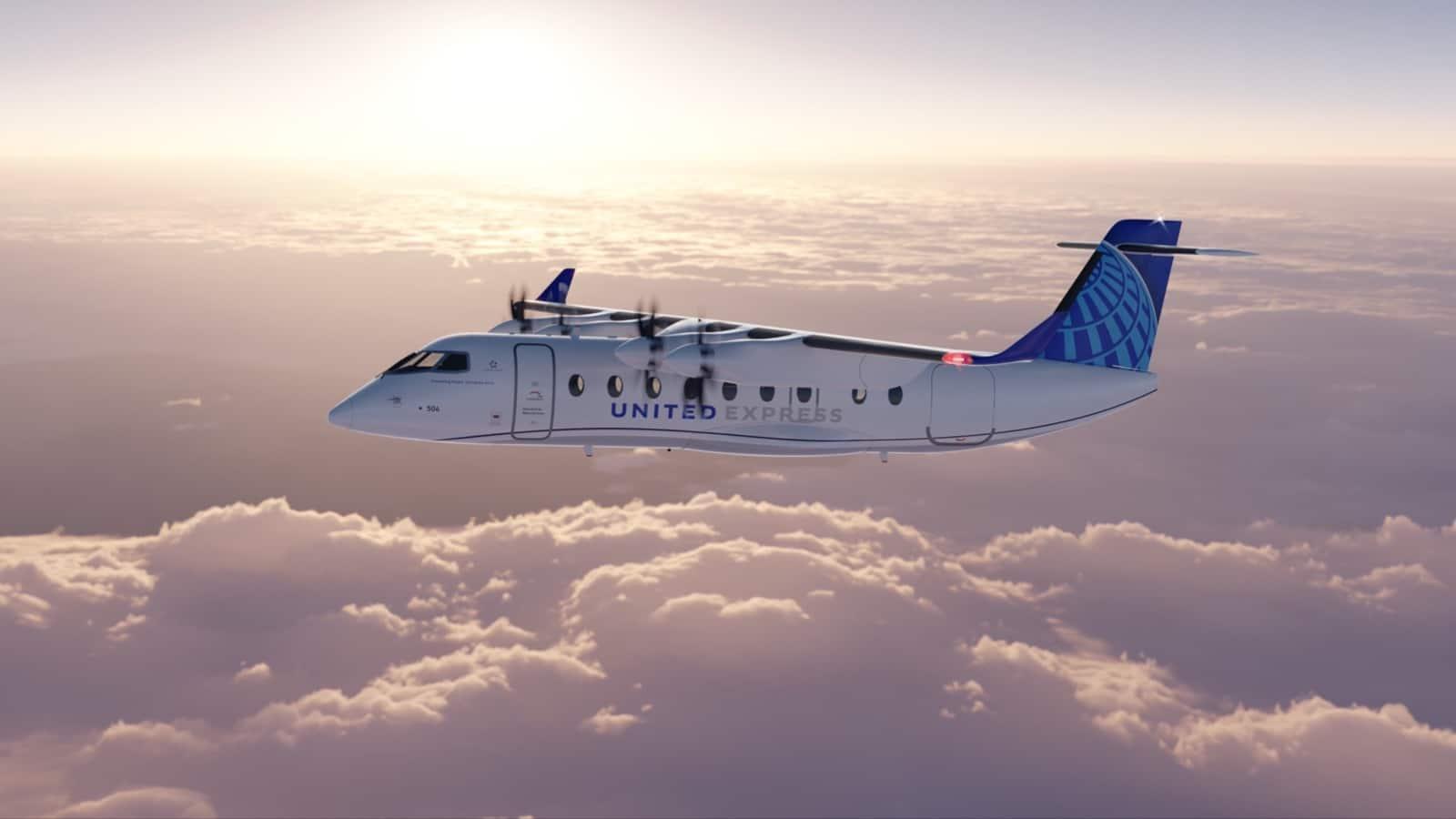 United Airlines, Breakthrough Energy Ventures back Swedish EV plane maker