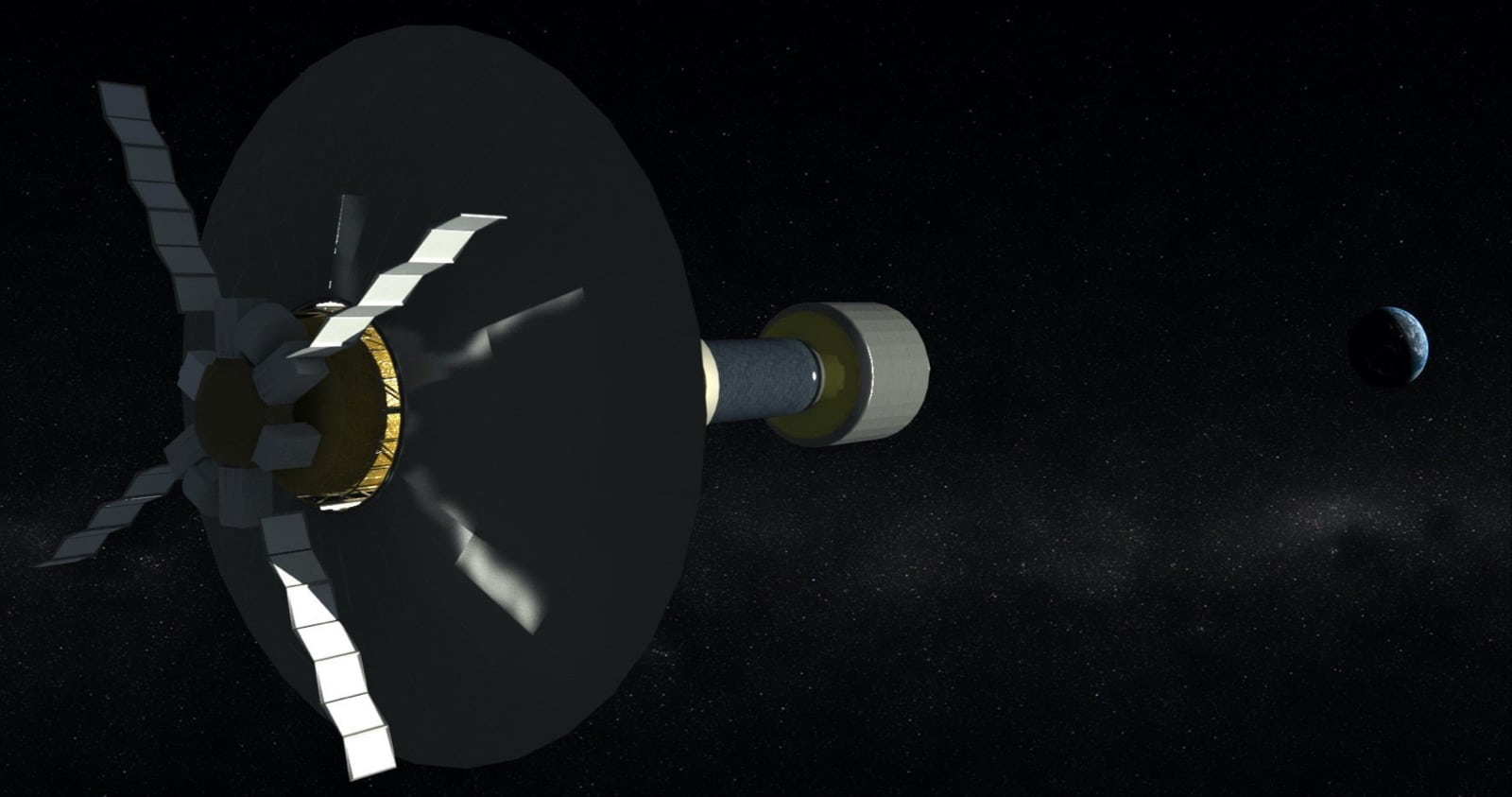 Rhea Space Activity, a solar space energy startup, gets Air Force contract