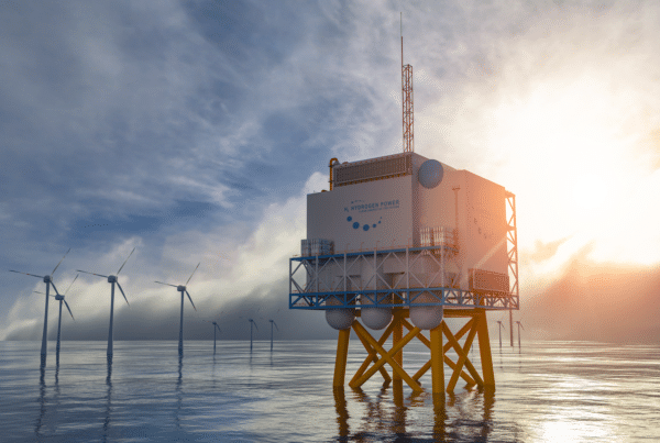 The Dutch government has granted a EUR 3.6 million subsidy to PosHYdon, the world's first offshore green hydrogen pilot, in the North Sea.