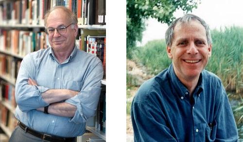 Daniel Kahneman e Amos Tversky