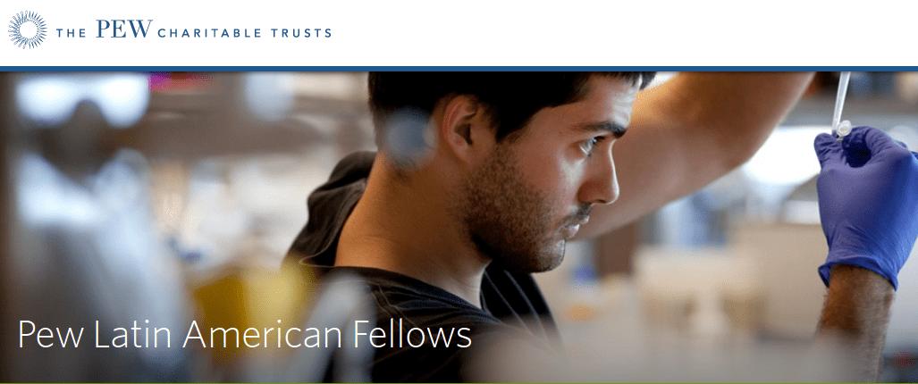 Resultado de imagen para Pew Latin American Fellows
