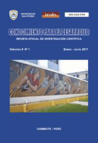 Revista Conocimiento para el Desarrollo V°8N°1 – Chimbote 2017