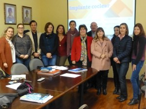 Primer Workshop, 3 de febrero de 2015