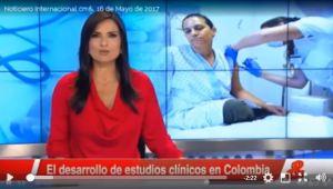 Reportaje CM& Uniendo centro de investigación clínica
