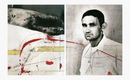 Darío Villaba- Jones Raya Roja. Colección del Artista, 1993.