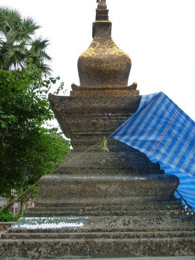 Stupa del Wat Xieng Thong