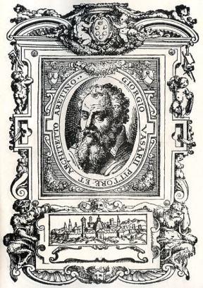 Giorgio Vasari: Le vite de´piú eccellenti architetti, pittori, et scultori Italiani, da Cimabue insino a´tempi nostri...