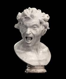 Gian Lorenzo Bernini: Anima Dannata. Embajada de España ante la Santa Sede, Roma.