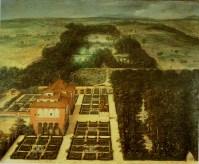 Anónimo madrileño: Vista de la Casa de Campo de Madrid. Museo de Historia de Madrid.