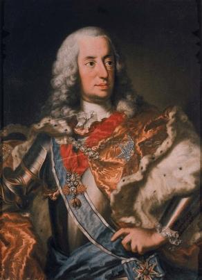 Carlos VII, emperador del Sacro Imperio Romano.