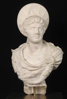 Valeriano de Salvatierra: Claudio, ca. 1830. Museo Nacional del Prado.