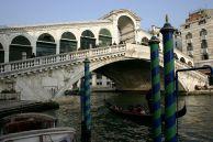 Puente Rialto en Venecia. Foto: wikicommons