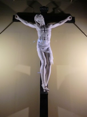 Benvenuto Cellini. Cristo Crucificado. ca. 1556-1562.
