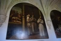 Vicente Carducho. Claustro Grande. Cartuja de El Paular.