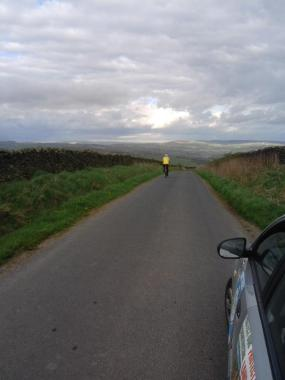 TDF 170427 view of Yorkshire Protect Ryedale
