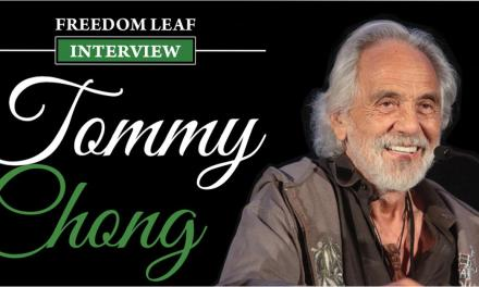 Tommy Chong to Appear at ICBC in Vancouver