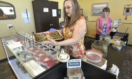 Brownsville dispensary finds demand for marijuana in small town
