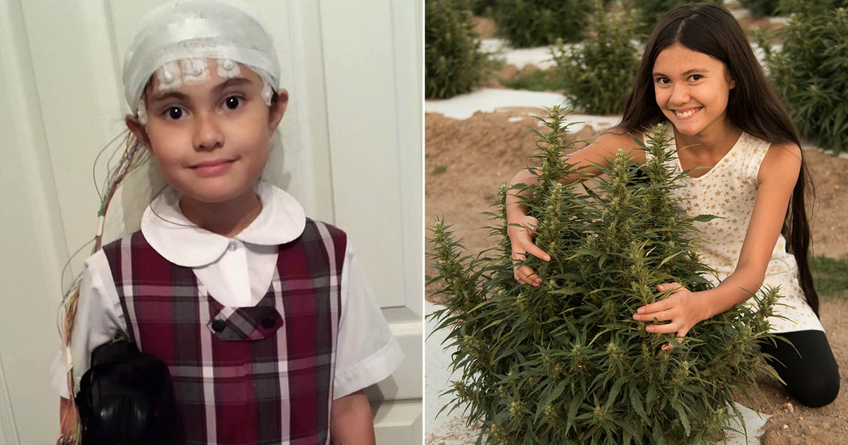 How a 12-Year-Old Girl Could Help End Weed Prohibition in America