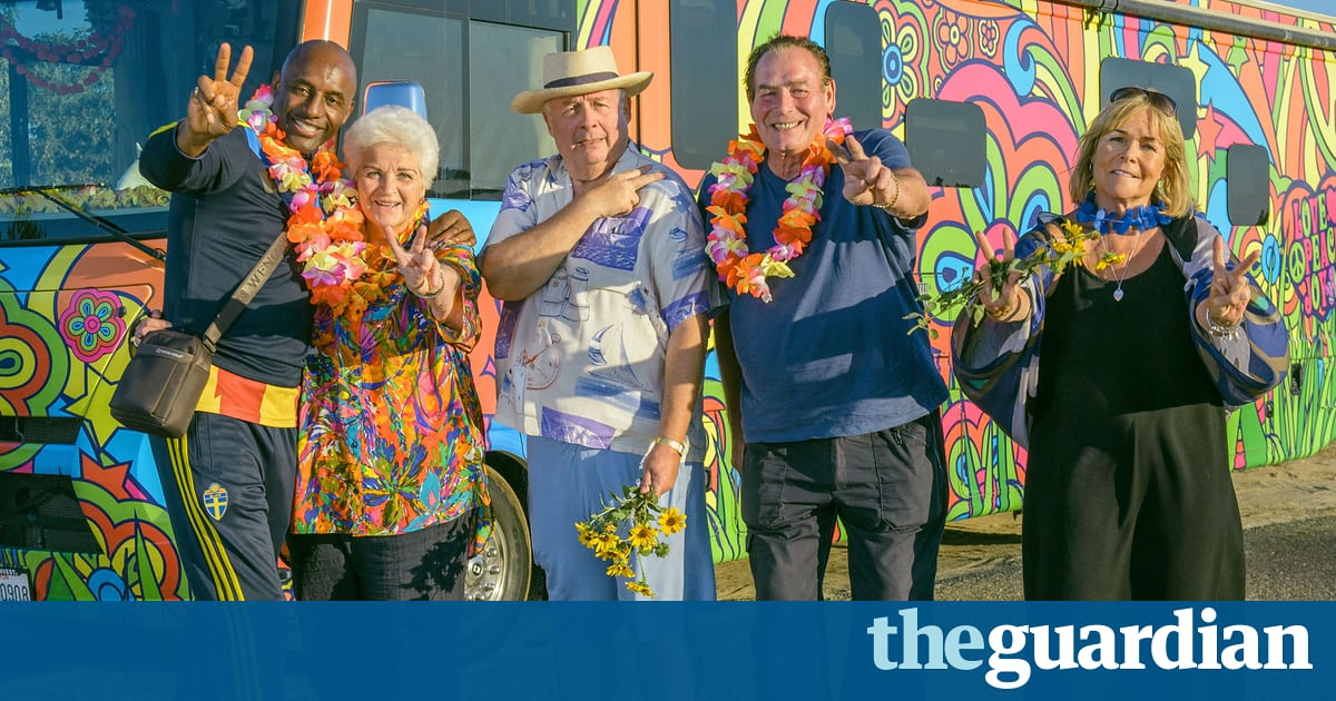 Gone to Pot: American Road Trip review – weed-smoking celebs makes for the year's funniest TV
