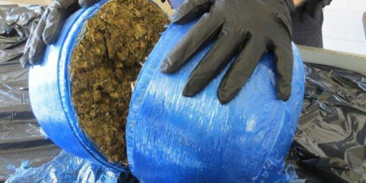 Canada seizes 14 lbs of marijuana at Ambassador Bridge
