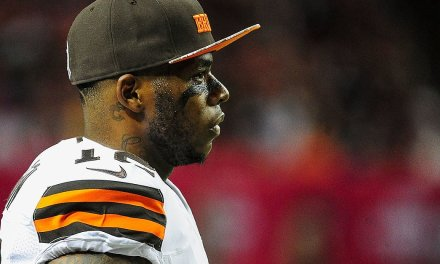 Josh Gordon Estimates He Was Bringing in $10000 Per Month in Weed Sales While in College
