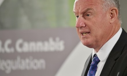 Weed the people: Province lays out rules for legal pot