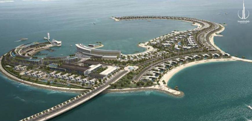 Amalfi Jumeirah Bay Island