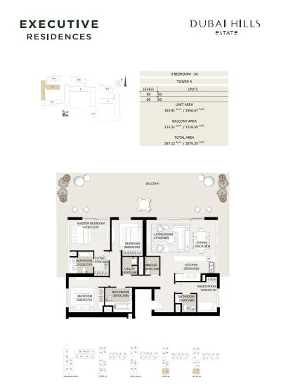 Executive Residences at Dubai Hills Estate