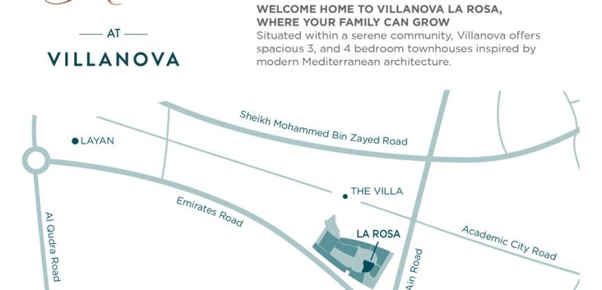 La Rosa 2 at Villanova