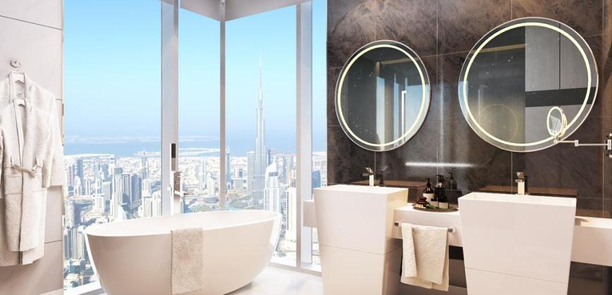SLS Dubai Residences by WOW