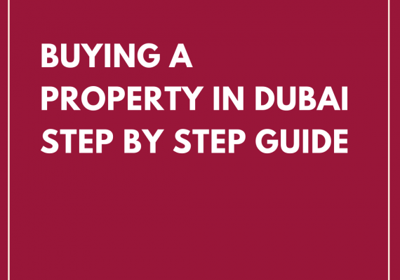 Process of buying a property in Dubai