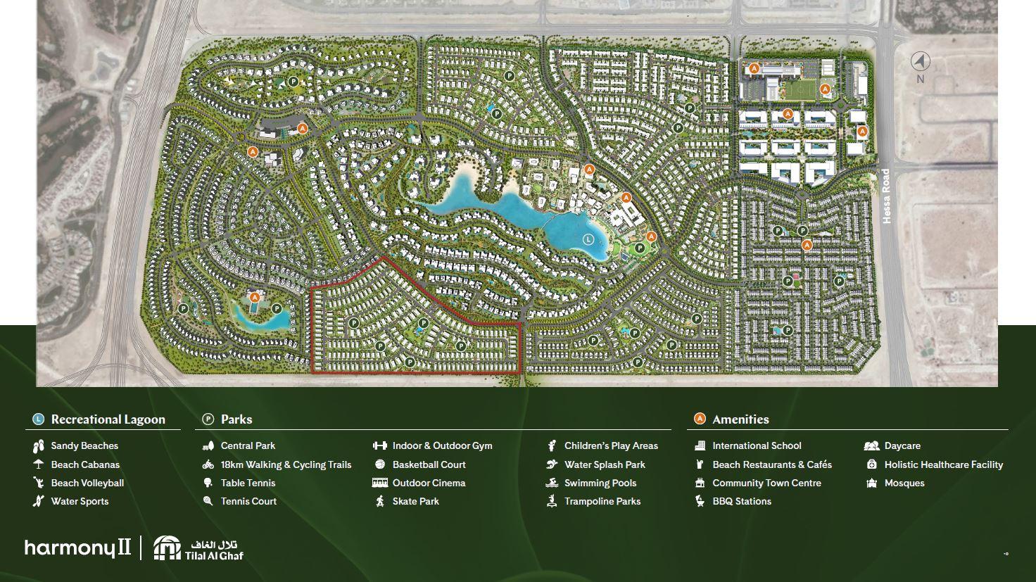 Harmony 2 Villas at Tilal Al Ghaf
