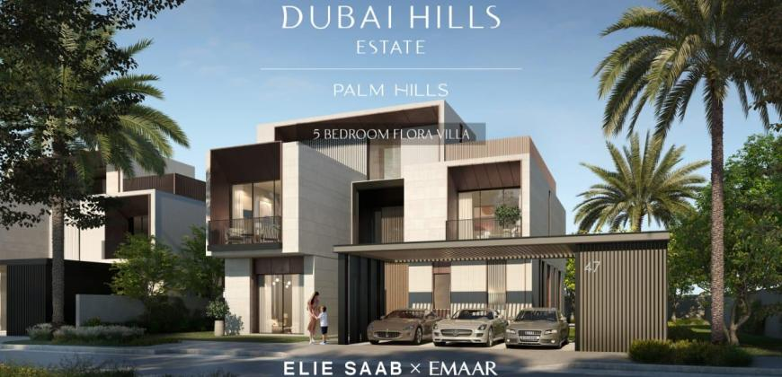 EMAAR PALM HILLS by ELIE SAAB