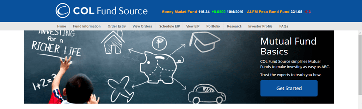 col fund source