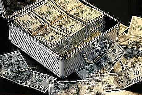 Money Briefcase Public Domain 460x307