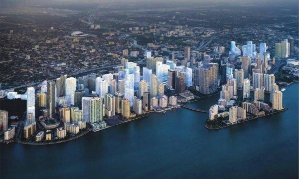 Miami 2020 Downtown Miami 2020