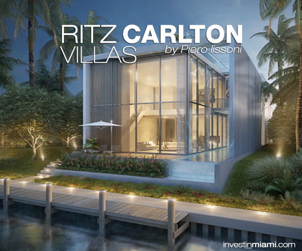 Ritz Carlton Villas A