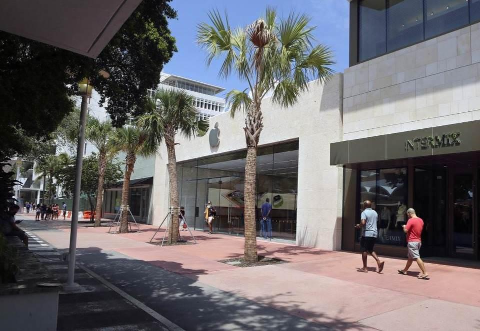 Zara Miami Beach Lincoln Road
