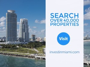 Search over 40,000 properties