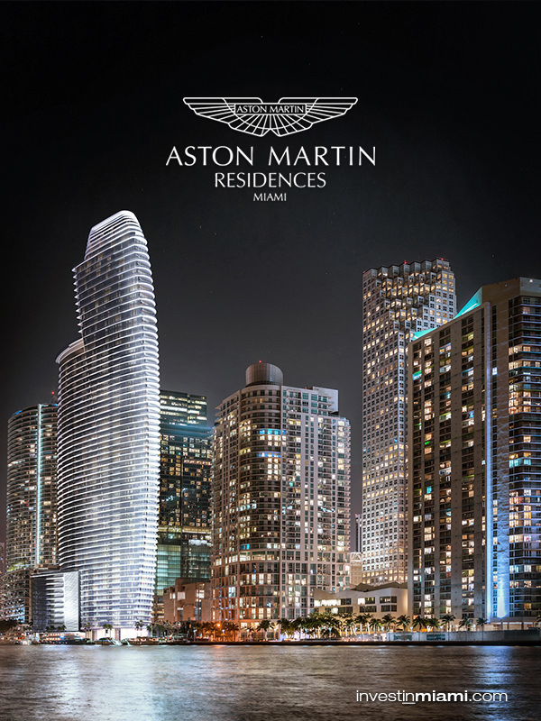 Aston Martin Residences Miami Investinmiamicom - Aston martin florida