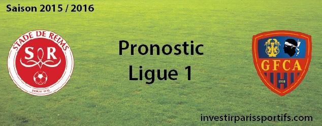 Pari n°27 – Reims / Ajaccio GFCO – Ligue 1