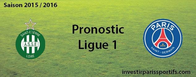 Pari n°51 – Saint-Etienne / Paris SG – Ligue 1