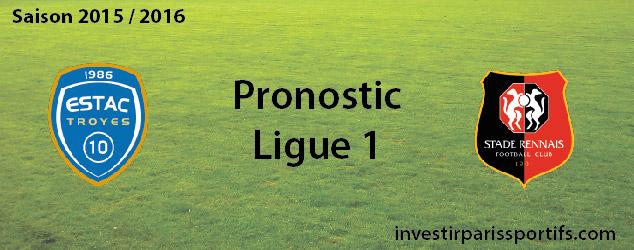 Pari n°45 – Troyes / Rennes – Ligue 1