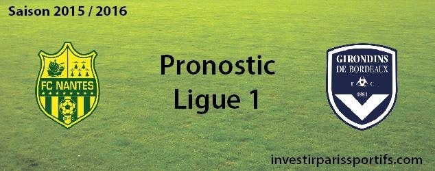 Pari n°46 – Nantes / Bordeaux – Ligue 1