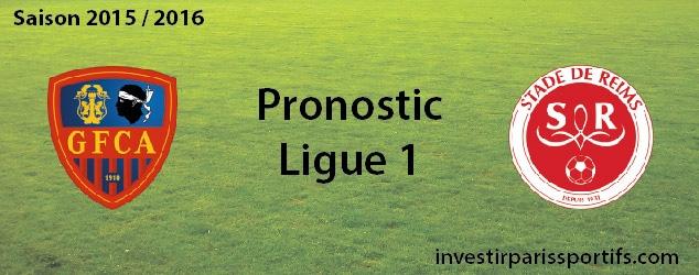 Pari n°44 – Ajaccio / Reims – Ligue 1