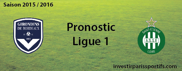 Pari n°54 – Bordeaux / Saint-Etienne – Ligue 1